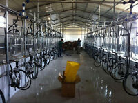 Dairy Farm Equipment - Industrial Machinery - Factory Direct!