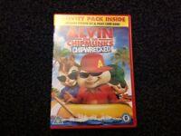 alvin dvd