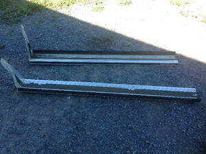 "60"" Running Boards for Dodge Ram"