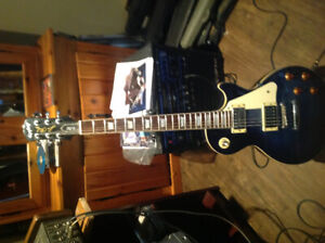 Guitars les paul