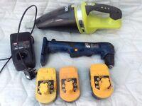Ryobi drill kit