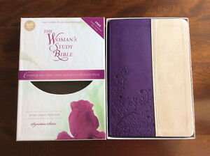 The Woman's Study Bible - King James Version (KJV)