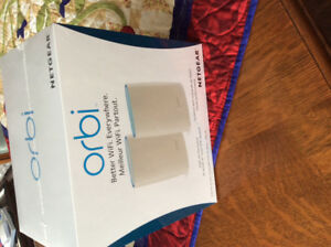 Contest Winner of  NETGEAR ORBI AC3000 Tri-band WiFi System