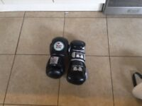 Boxing gloves and ball Guard