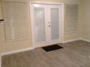 For Rent Newly Renovated Main Floor Suite- 2 Bedrooms+Transit Fr