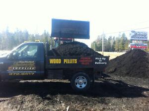 Black mulch Topsoil Compost  Stone