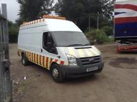 Ford Transit 140 T460 PWD