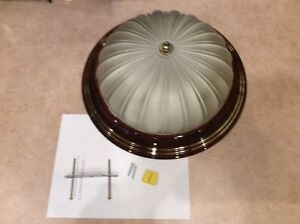 Dome Top Light Fixture