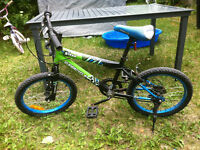 "BOYS YOUTH 18"" BIKE"