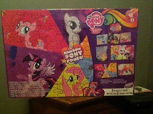 My Little Pony 8 puzzle pack
