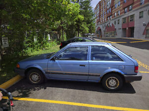 1988 Mazda 323 Hatchback