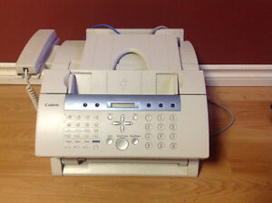 Printer and fax