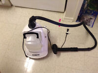 Clothing and furniture steamer