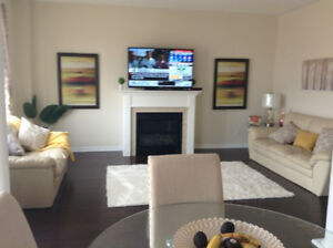 Beautiful Spacious Room With Private Washroom In New Ajax Home