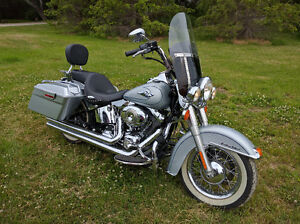 2011 Heritage Softail Classic