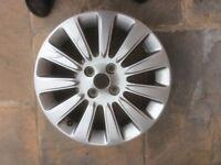"Nissan Micra Sport 16"" alloy wheel"