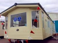 Static Caravan Nr Clacton-on-Sea Essex 3 Bedrooms 8 Berth Atlas Moonstone Super