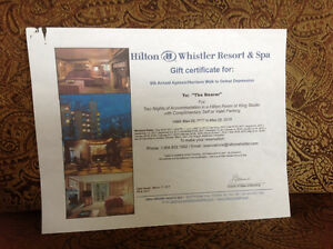 Hilton Whistler Resort and Spa getaway