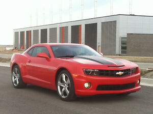 2010 Chevrolet Camaro 2SSRS Coupe (2 door)