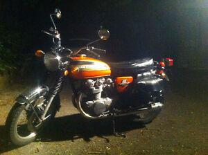 1974 Honda CB 450 - Running great, maintained well.