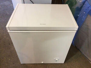 Frigidaire chest freezer.