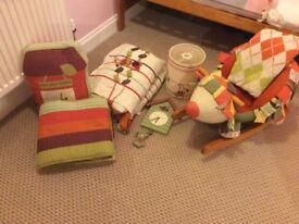 Hodgepodge nursery bundle