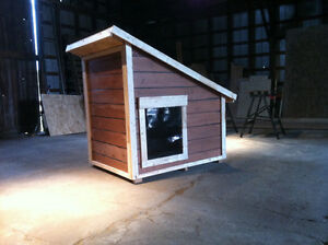 Custom Dog / Pet Houses - luxury and basic! London Ontario image 9