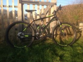 Almost New Cannondale Trail 2 Hardtail Mountain Bike