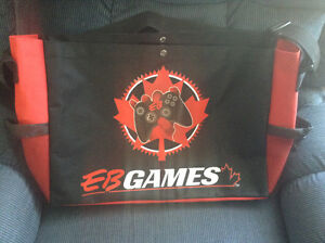 EB Games Fallout 4 bag from FanExpo Kitchener / Waterloo Kitchener Area image 2