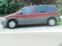 2004 Pontiac Montana Camionnette