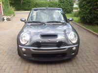 2006 MINI John Cooper Works Convertible Cabriolet