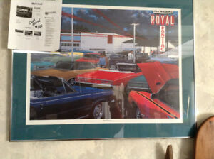 Royal Pontiac by Dave Snider - Gorgeous Art Print - CHECK IT OUT