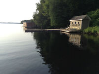 Lake Muskoka cottage.  Walkers Pt