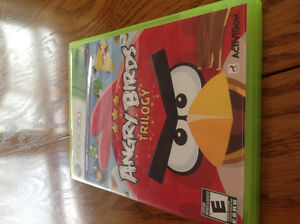 Xbox 360 Game: Angry Birds Trilogy