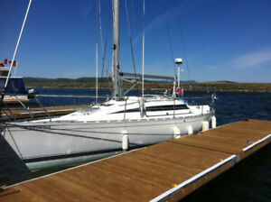 Beneteau First 305 Sailboat