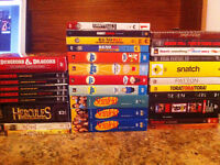Dvds (RARES, COLLECTIBLES, COLLECTIONS) Great Prices