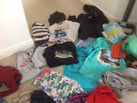 Fab bundle of Boys clothes - approx 10 - 12 years