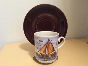Demitasse Cup & Saucer sets