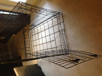 Used dog cage/ kennel