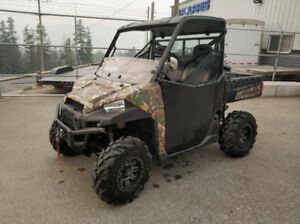 2014 Polaris Ranger XP 900 EPS Browning LE
