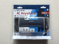 New Belkin AC Anywhere power inverter