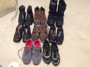 Various Boys Youth &. Men's shoes/ boots