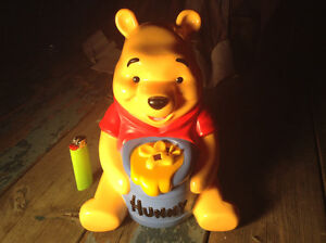 Winnie the Pooh interactive game