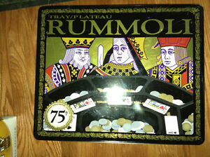 Tray Rummoli game for sale