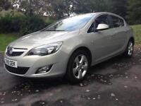 Vauxhall/Opel Astra 1.4 ( 100ps ) 2010MY SRi