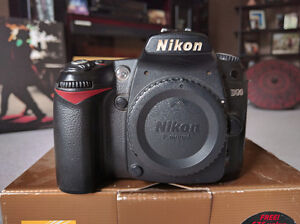 Nikon D90 Body (modified for infrared photography)