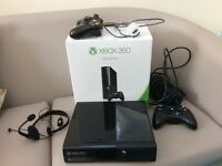 Xbox 360 console 500Gb with 2 controllers