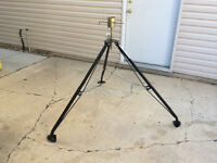 Tripod for 5th Wheel