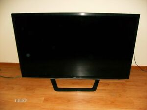 "55 "" LED LCD TV  LG model 55LM5850"