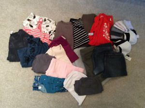 Maternity Clothing Sizes Small and Medium